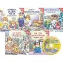 [PAC] Little Critter Storybook 리틀클리터 스토리북 5종 세트(MP3 1종증정)