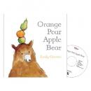 Pictory Set IT-08 / Orange Pear Apple Bear (New)