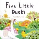 Pictory Set 마더구스 1-08 / Five Little Ducks