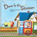 Pictory Set 마더구스 1-02 / Down by the Station