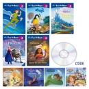 디즈니 펀투리드 Disney Fun to Read 3단계 5종 (B+CD) + Read Along 4종 (B+CD)