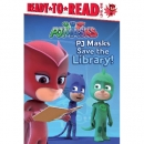 PJ Masks: PJ Masks Save the Library! (Ready to Read level 1)