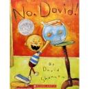 No, David! (Paperback) - 1999 Caldecott Honor Book