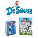 DVD 닥터수스 오리지널버전 유아영어DVD 베스트콜렉션 4종 + 닥터수스 Dr.Seuss 스페셜 가방세트(Book 12권+비닐가방)