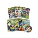 Ballpark Mysteries #1~10 (Book+MP3 CD) Set