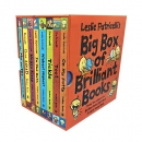 Leslie Patricelli's Big Box of Brilliant Books (8 Board Books)