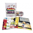 David's Colorful World  (5 Books + 1 Audio CD)
