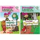 Princess Pink Book 2종