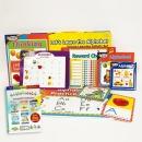(DVD+BOOK+교구)DVD알파블럭스 6종세트(쓰기책포함)+알파벳 배우기 Let's Learn the Alphabet Set(10종류 구성품)