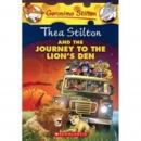 [P] Thea Stilton and the Journey to the Lion`s Den [Geronimo Stilton]