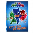 NEW 파자마삼총사DVD(PJ Masks) 유아영어DVD 4종세트