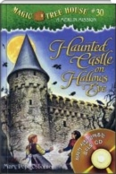HAUNTED CASTLE ON HALLOWS EVE Magic Tree House #30 (PB+CD)