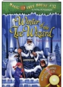 Winter of the Ice Wizard Magic Tree House #32 (PB+CD)