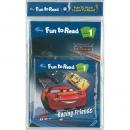 Disney FTR Set 1-30 / Racing Friends (카3: 새로운 도전) 씨디포함 구성