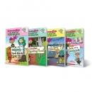 Princess Pink Book 4종 (얼리 챕터북)/ Scholastic Branches Series