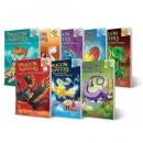 Dragon Masters Book 8종 (얼리 챕터북)/ Scholastic Branches Series
