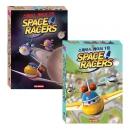 [DVD]스페이스 레이서(Space Racers)1집+2집 10종세트(DVD10장)(영한대본온라인제공)우주과학 애니메이션 유아영어DVD