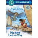 SIR(Step2):Moana Finds the Way (With Memory Game!)
