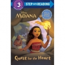 SIR(Step3):Quest for the Heart (Over 30 Sparkly Stickers!)