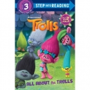 SIR(Step3):All About the Trolls (Over 30 Sparkly Stickers!)