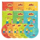 [DVD] 아서 Arthur 7집 6종세트 (총 40개 에피소드 수록)