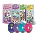 [PAC]Missy's Super Duper Royal Deluxe 세트 4종 (미시즈 수퍼 두퍼 로얄 디럭스 세트 4종 책+CD)