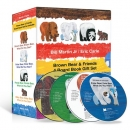 [PAC]노부영 에릭칼 Bear 4종(원서4권, 노부영 CD 4장(부록)포함)