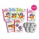 [PAC] Owl Diaries Treetop Adventure 5종 (B+CD) Set (단어장 증정)