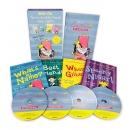 The Not so Little Princess(Book+CD) 4종 SET (단어장 증정)