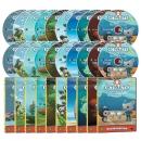 [DVD/CD]옥토넛 OCTONAUTS 5집 20종세트[DVD10종 + CD10종 +포스터 1종]