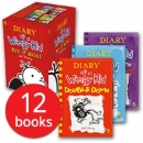 윔피키드 Diary of a Wimpy Kid Collection (12 Books)