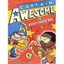SS-Captain Awesome Vs. Nacho Cheese Man #2