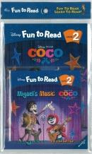 Disney FTR Set 2-35 / Miguel's Music (코코) 도서(워크북 포함)+Audio CD 1종