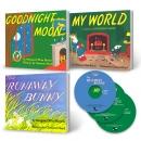 픽토리 마가렛 와이즈 브라운 Pictory Margaret Wise Brown 3종 (페이퍼북+CD)