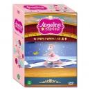 [DVD] 안젤리나 발레리나 시즌 4 20종세트 소장하고 싶은 DVD 1위!