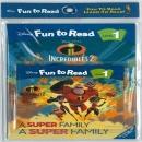 [PAC+WB]Disney FTR Set 1-31 / A Super Family (인크레더블 2)