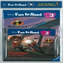 [PAC+WB] Disney Fun to Read Set 3-24 / The Incredible Elastigirl (인크레더블 2)