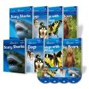 [PAC+WB] Top Readers 2단계 동물 Animal (4종)