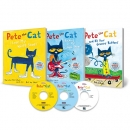 Pictory Pete the Cat 3종 (픽토리 피트 더 캣 3종)