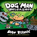 [도그맨] Dog Man #2: Dog Man Unleashed:From the Creator of Captain Underpants (H)