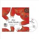 Pictory Set 1-24/ Five Little Fiends (New)