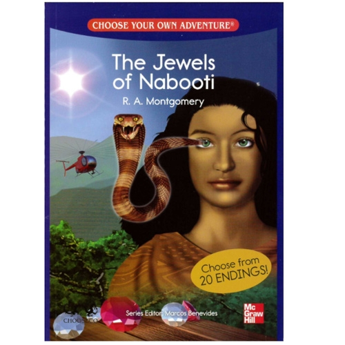 <span>[Choose Your Own Adventure]</span> #4 The Jewel...