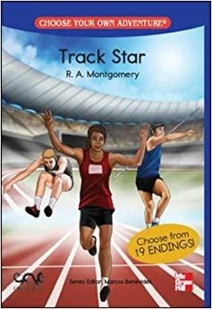 <span>[Choose Your Own Adventure]</span>  track star
