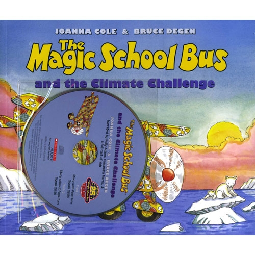 The Magic School Bus and the Climate Challenge Paperb...