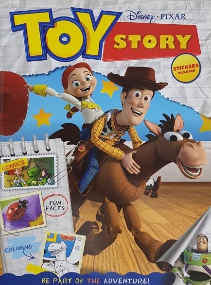 <span>[액티비티]</span> 디즈니 Toystory Magazine