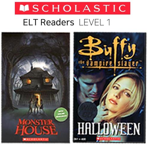 [Book & CD] Scholastic ELT Readers 1단계  2종 셋트