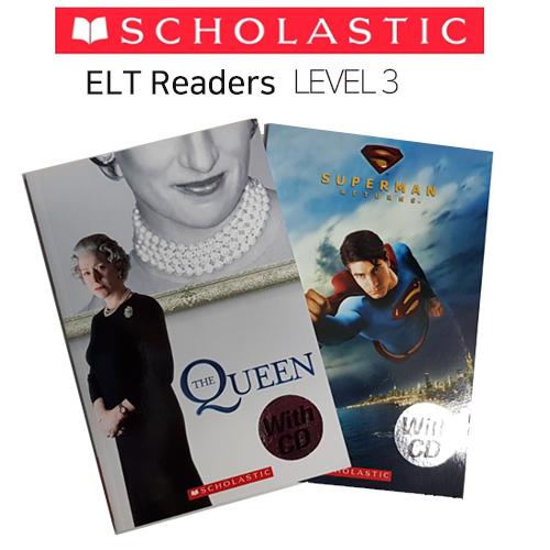 [Book & CD] Scholastic ELT Readers  3 단계 2종 셋트