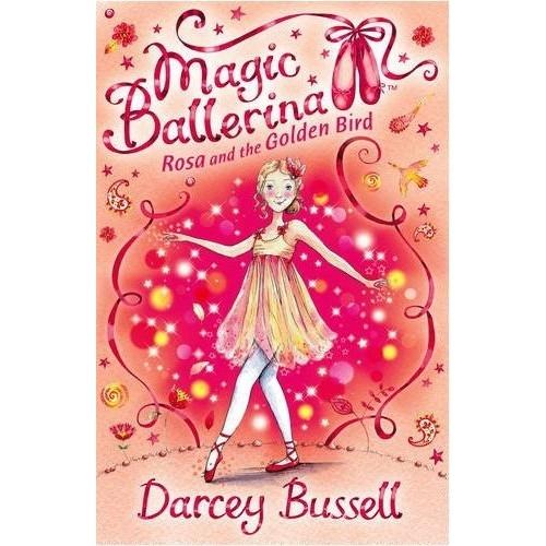 <span>[P]</span> #08 :Magic Ballerina Rosa And The Go...
