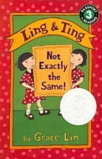 (중고)Ling & Ting: Not Exactly the Same! (Paperba...