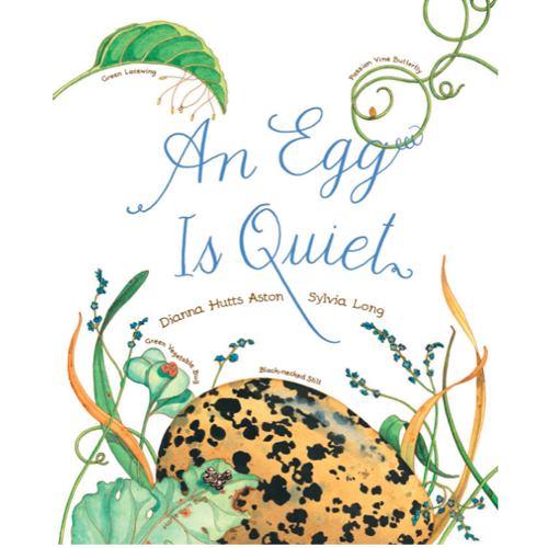 <span>[P]</span>An Egg Is Quiet <span>[Scholastic]</s...